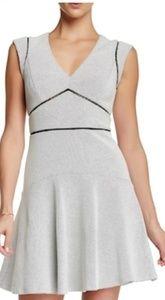 Rebecca Taylor Dot Jacquard Dress Size 6